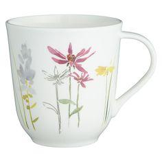 Buy John Lewis Leckford Bone China Mug Online at johnlewis.com