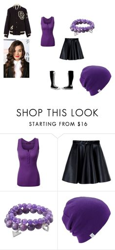 """""""Allison: Chapter 9 (Part 2) (Part 7)"""" by craycraytay2 ❤ liked on Polyvore featuring Converse, Doublju, MSGM, Apt. 9, Coal and Opening Ceremony"""