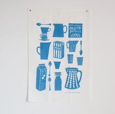 Kauniste tea towel