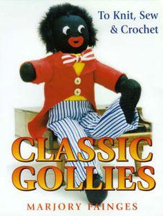 Classic Gollies pattern book.
