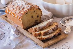Easter Recipes, Banana Bread, Food And Drink, Sweets, Baking, Cakes, Good Stocking Stuffers, Bakken, Kuchen