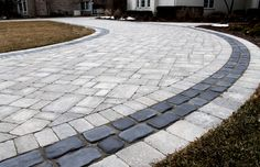 brick paver walkway designs | Paver Design Process Paver Patios and Walkways Paver Driveways Paver ...