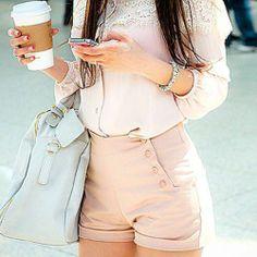 Zdjęcie Kolory pastelowe w modzie obrazek