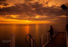 Enjoying the Sunset | by kwalmsley2001 | http://ift.tt/2bzajFS