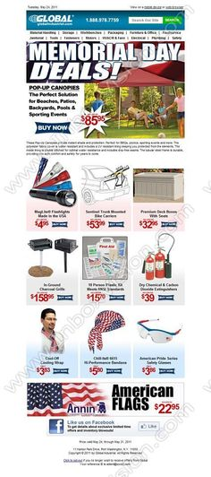 memorial weekend sales 2014