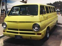 Motor Sport Auction Group » 1968 Dodge A108 Van