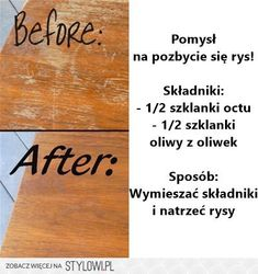 Twoje DIY - czyli zrób to sam: Rady nie od parady http:… Kitchen Organisation, Life Guide, Natural Living, Food Design, New Furniture, Good To Know, Health And Beauty, Helpful Hints, Diy And Crafts
