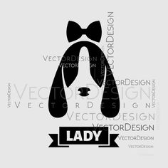 Lady Dog Graphics SVG Dxf EPS Png Cdr Ai Pdf Vector Art Clipart instant download Digital Cut Print File Cricut by VectorartDesigns on Etsy
