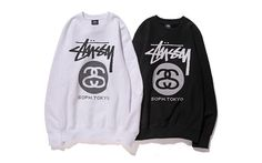 356bd1ff0d3 Stussy Celebrates 16th Anniversary of SOPHNET. Tokyo Flagship Store