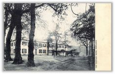 The Vineyard Hotel, Newlands, Guildford, Surrey. Old Pictures, Old Photos, Vintage Photos, Old Postcards, African History, Surrey, Cape Town, Worlds Largest, South Africa