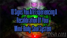 by Morag, Guest writer, In5D.com As we transition from a third dimensional reality to a hyperdimensional existence we are experiencing a recalibration of our mind-body-soul being. A process that ha…