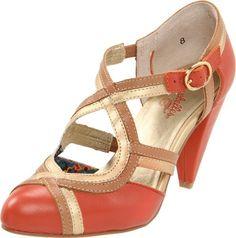 Amazon.com: Seychelles Women's Petunia T-Strap Pump: Shoes