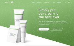 MOIST Single Product Responsive Shopify Theme