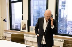 At Work With Mickey Drexler