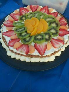 fruit festival cheese cake!