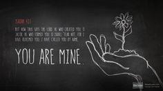 Isaiah 43:1 (ESV) - Biblia.com