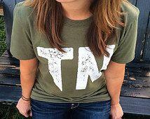 Tennessee shirt - unisex