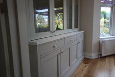 Kitchen dresser with Quartz top Cabinetry, Kitchen Dresser, Cabinet, Furniture, Kitchen, Home Decor, Wood Design, Kitchen Cabinets