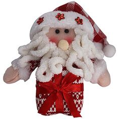 ckerchen Merry Christmas red tree stand Hanging santa claus snowboy Gift party decor A *** This is an Amazon Affiliate link. Find out more about the great product at the image link.