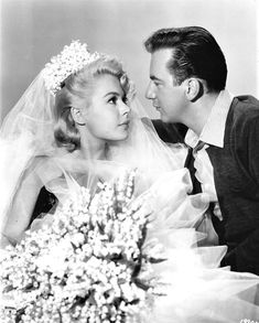 Sandra Dee and Bobby Darin in If a Man Answers, 1962