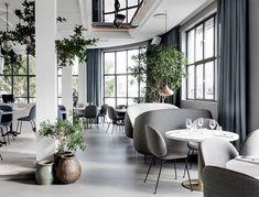 Modern Nordic Restaurant Decor contemporary indian cuisine, Verandah, Copenhagen