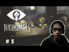 PENUMPANG RAKUS - Little Nightmare Indonesia #5