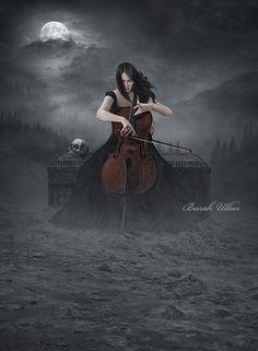 Requiem by BurakUlker.deviantart.com on @DeviantArt