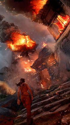 The Art Of Animation, Crystal Dynamics - Tomb Raider