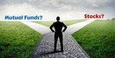 Making the Choice between Stocks and Mutual Funds - Learn more in the Free My Trading Buddy Educational Blog