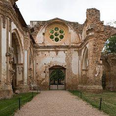 Monasterio de Piedra, Spain