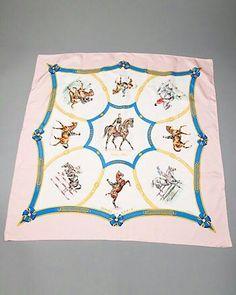 Equestrian Scarf inspiration for the future designs  L. Lavone