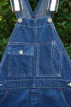 madewell overalls | PRICE REDUCED - Vintage 70's Madewell Denim Overalls