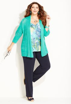 Plus Size A Stitch of Style   Plus Size Outfits   Avenue