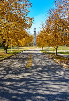 """Lookout tower at Mill Race Park - with architectural """"follies"""" by architect Stanley Saitowitz Lookout Tower, All Design, Collaboration, Destinations, Sidewalk, Country Roads, Racing, Park, Architecture"""