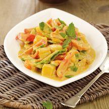 Buntes Kartoffelcurry (Vegan Recipes Low Carb)