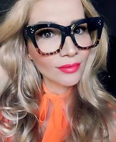 Retro Oversized Square Catherine Large Aviator Big Saint LUX Eyeglasses Frames L in Clothing, Shoes & Accessories, Women's Accessories, Sunglasses & Fashion Eyewear Round Lens Sunglasses, Sunglasses Women, Mode Vintage, Retro Vintage, Womens Glasses Frames, Miu Miu, Optical Eyewear, Cute Glasses, Glasses Meme