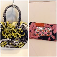 Do you love Vera Bradley? Here's two items to bid on at Fashion Boutique 29 on eBay. Good luck.