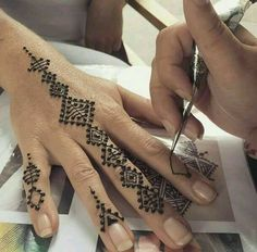 Henna art is part of the east African culture. Adorning the skin