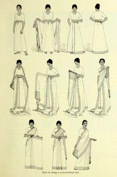 Wedding Indian Saree Saris Ideas For 2019 Sari Dress, Sari Blouse, Sari Silk, Historical Costume, Historical Clothing, Indian Dresses, Indian Outfits, Slides Outfit, Beach Woman