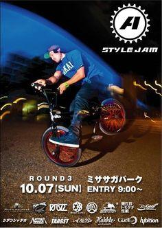 A-Stlye jam Round 3 on Sunday, October 7!
