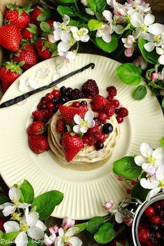 Delicious blog: Pohankovo-rýžové lívance