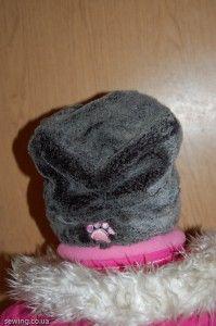 Шьем детскую зимнюю шапку - Одежду, игрушки, аксессуары для детей шьем оригинально или без затей - Форум-Град