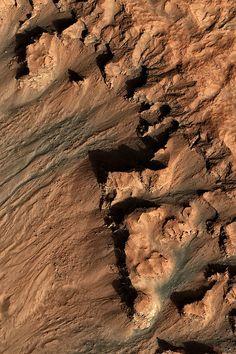 Rabe Crater on Mars - Stuart Rankin #mars #planet #space #astronomy #science