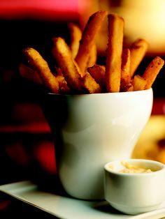 These fries look greattt!