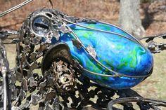 Chris Williams, Metal Crafts, Blacksmithing, Beautiful Things, Sculptures, Fish, Amazing, Google, Artwork