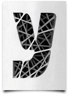 Type scan alphabet - Y
