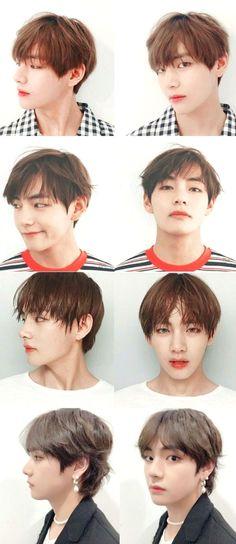 BTS v kim taehyung V Taehyung, Jhope, Namjoon, Bts Bangtan Boy, Seokjin, Taehyung Fanart, Vmin, Taekook, Foto Bts