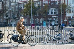 Amsterdam is out of bicycle parking spaces, so it's building 40,000 more | Inhabitat - Green Design, Innovation, Architecture, Green Building