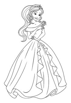 Rose Coloring Pages, Cartoon Coloring Pages, Adult Coloring Pages, Glass Painting Designs, Paint Designs, Barbie Coloring, Girl Drawing Sketches, Mermaid Coloring, Painted Books