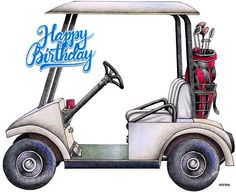 Golf Birthday